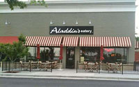 Aladdins Restaurant in Raleigh