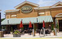 Brio Tuscan Grille Restaurant in Raleigh