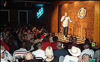 Raleigh Entertainment Charlie Goodnight's Comedy Club