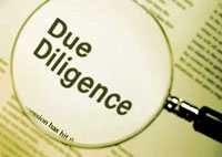 What is Due Diligence In North Carolina