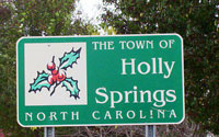 Holly Springs Home