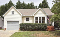 Southwest Raleigh Home